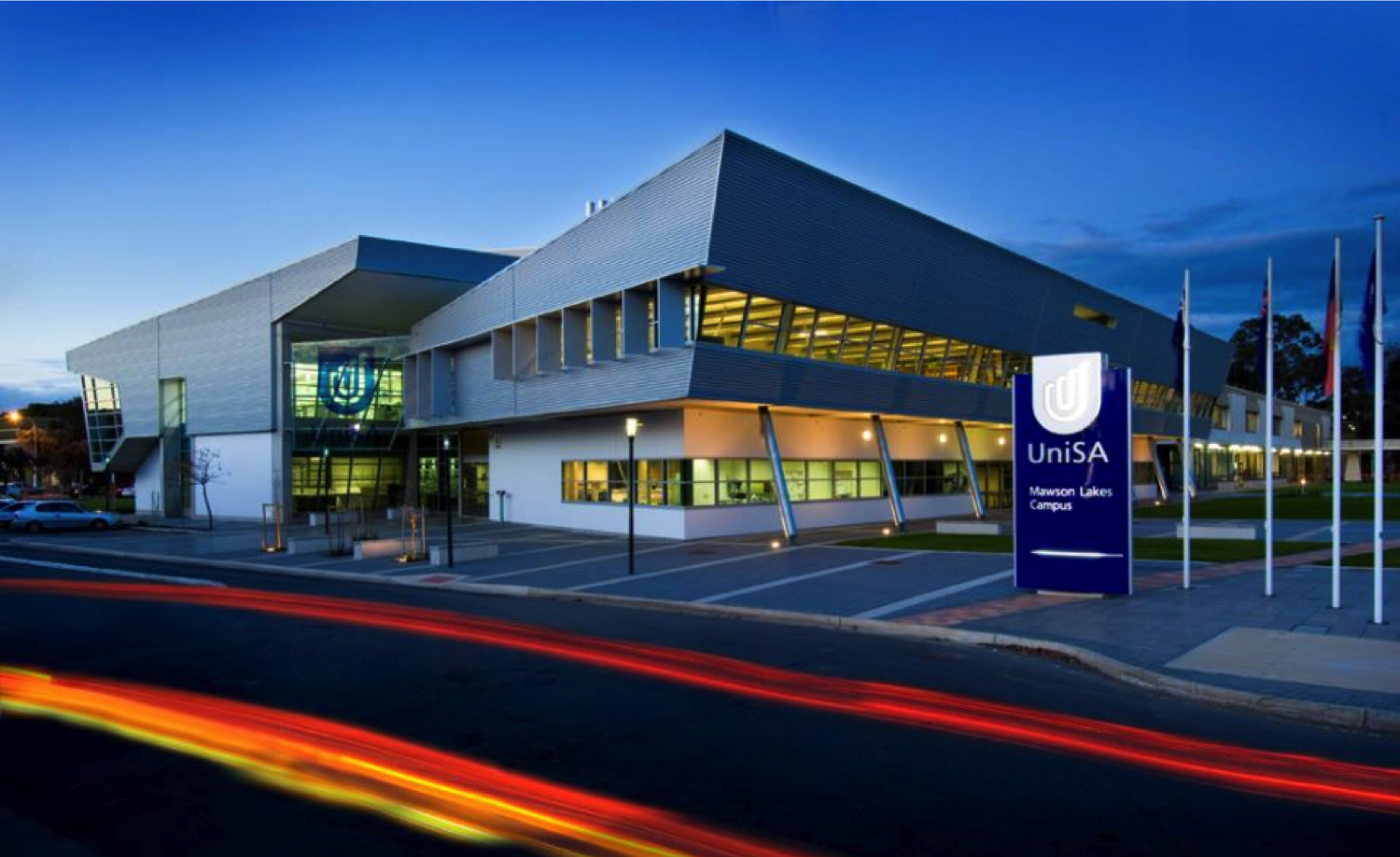 Image result for South Australian university in Mawson Lakes