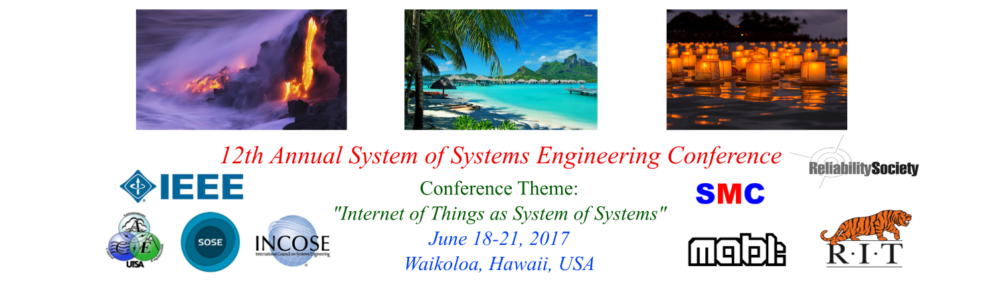 IEEE SoSE 2017 Conference